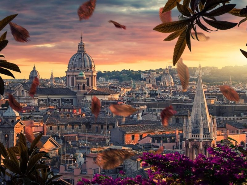 how to do rome on a budget