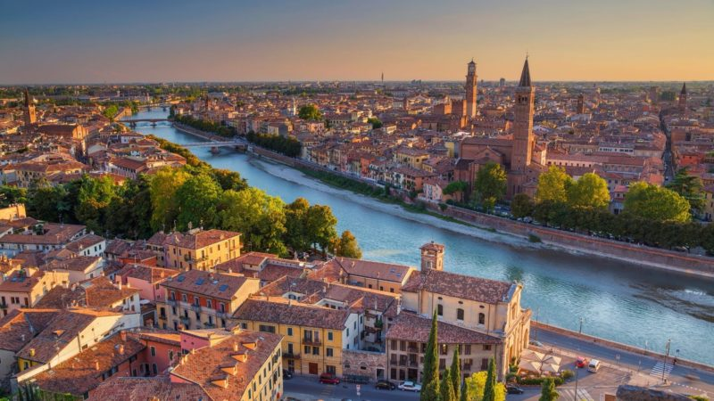 Best things to see in Verona, Italy