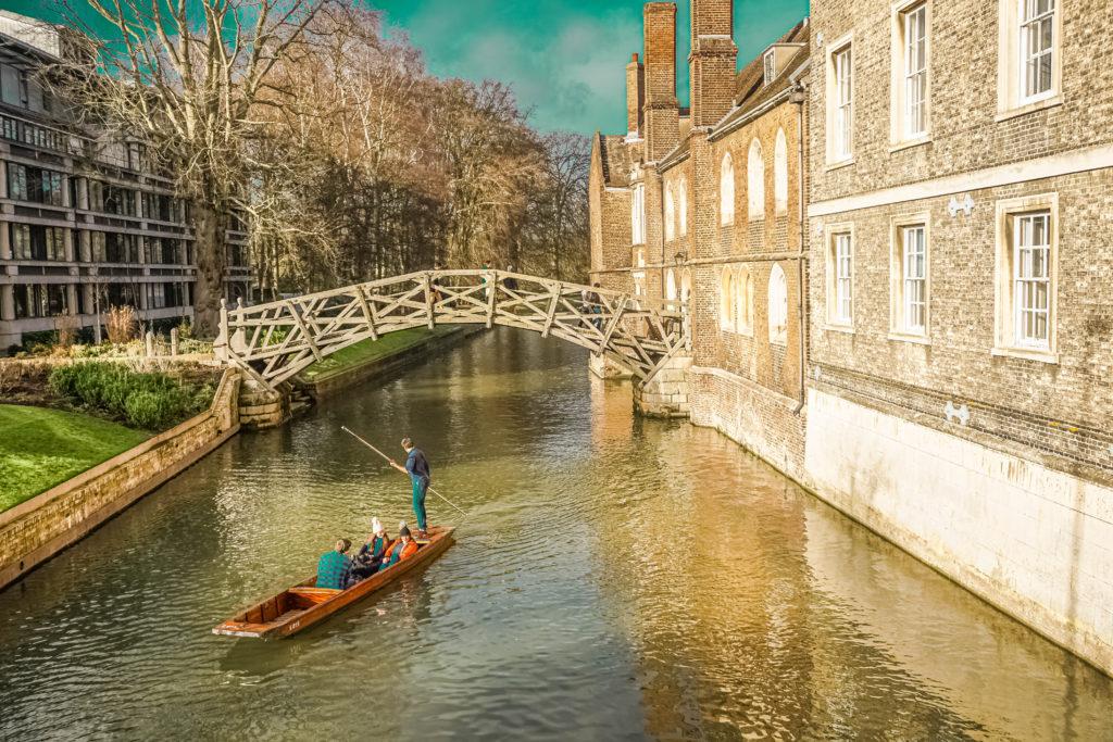 Cambridge one day trip