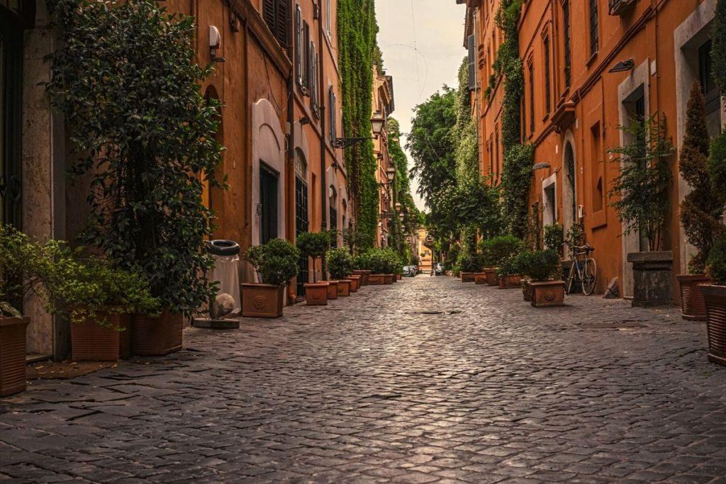 roman holiday shooting locations