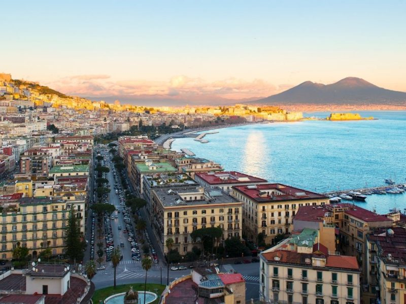 is Naples Italy safe