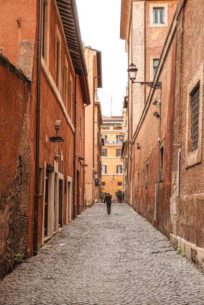 via della schimia rome italy
