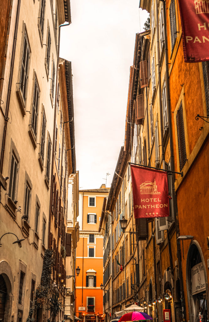 rome streets