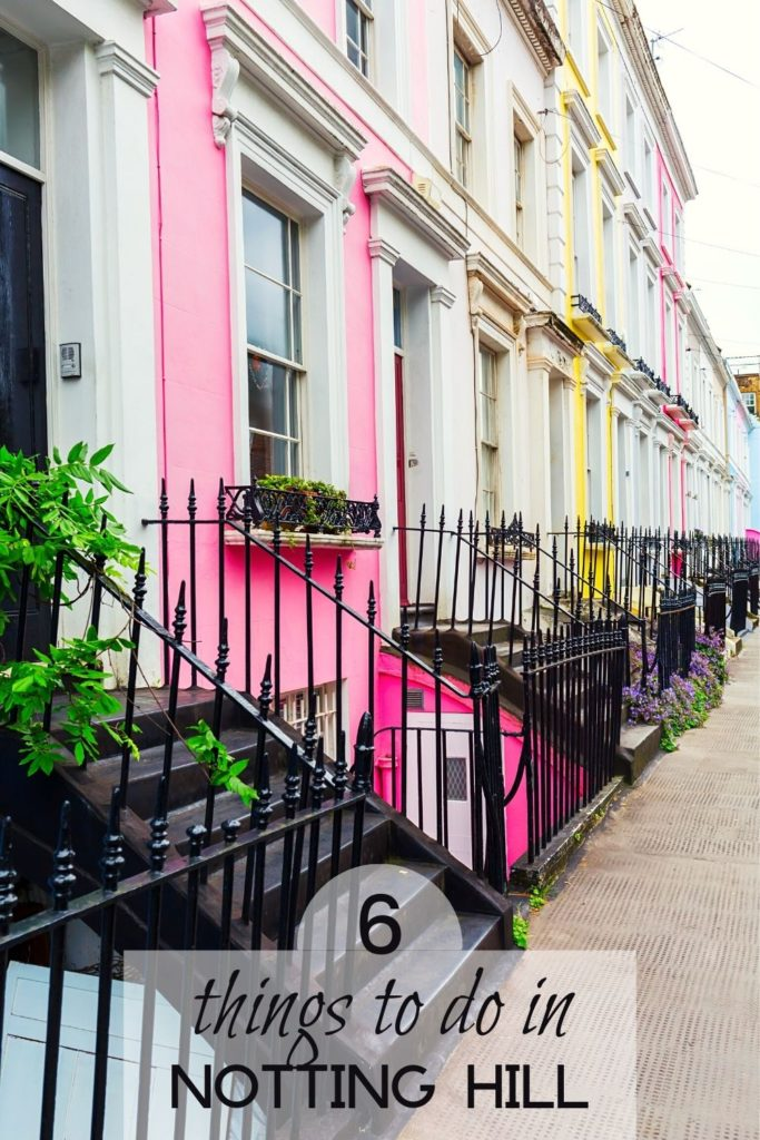 things to do in notting hill uk