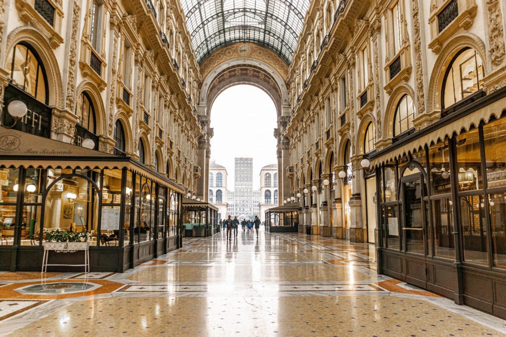 galleria vittorio emmanuele ii milano italia, milan italy vittorio emmanuele gallery