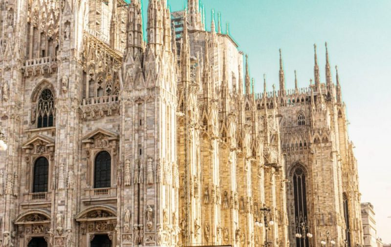 Churches to visit in Milan, Italy