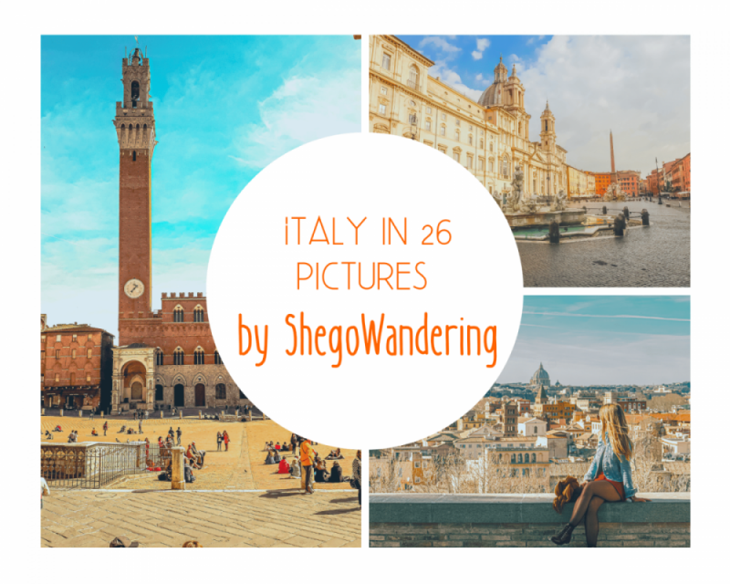 Italy in 26 pictures by ShegoWandering