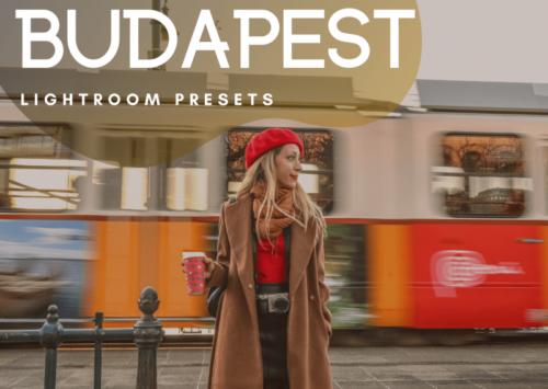 ShegoWandering Lightroom Presets - Budapest