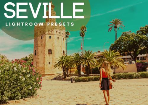 ShegoWandering Lightroom Presets - Seville