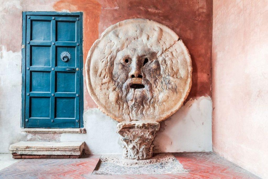 bocca della verita rome italy