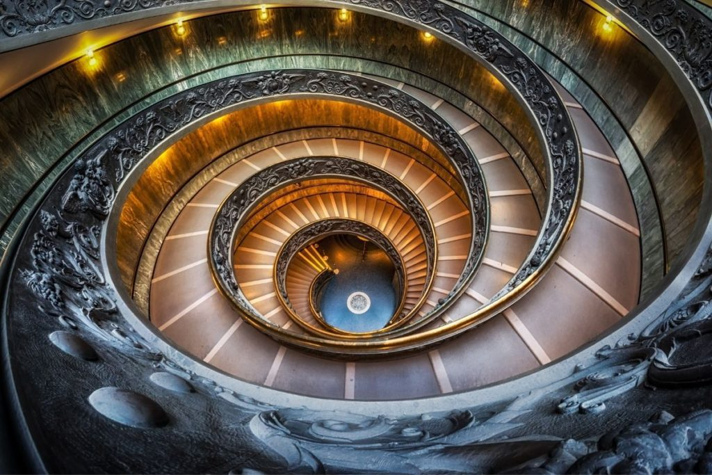 vatican museums rome italy