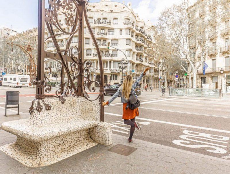 Birthday, pandemic and Barcelona