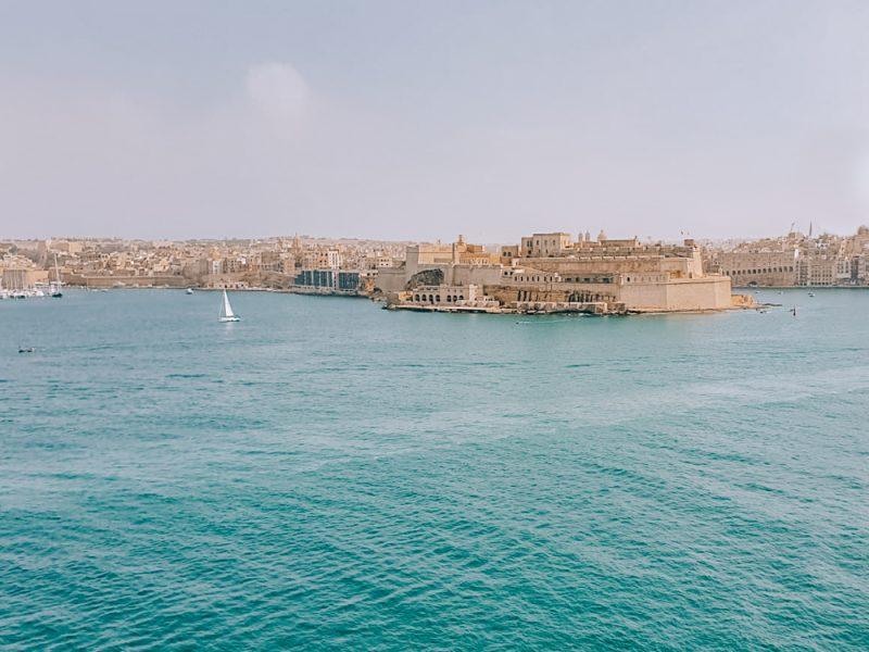 View of the Harbour, Valletta, Malta