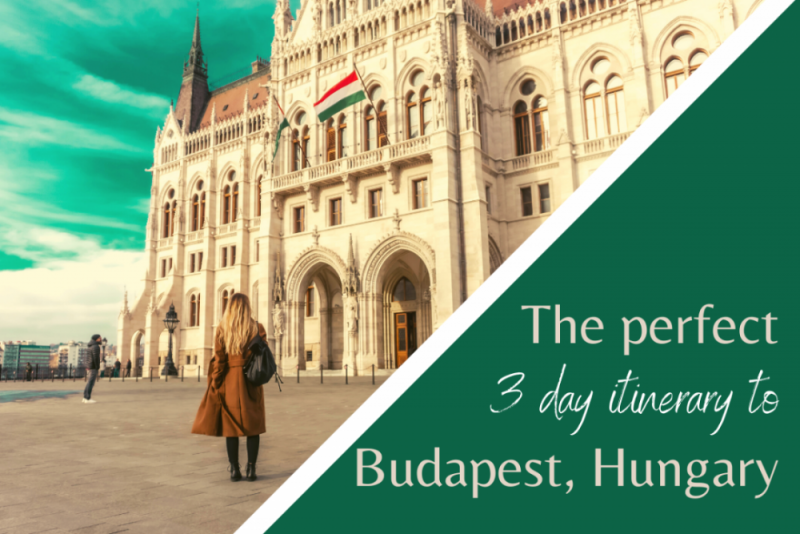 Budapest – 3 day Itinerary