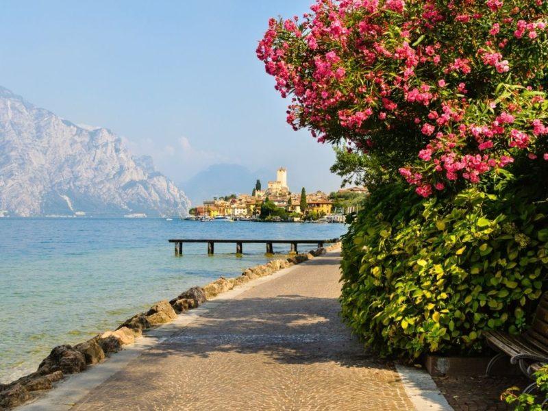 best towns near Lake Garda Italy
