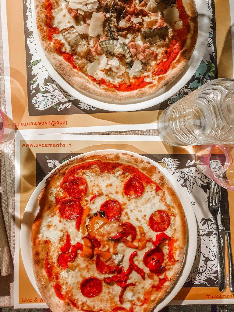 pizza trento italy