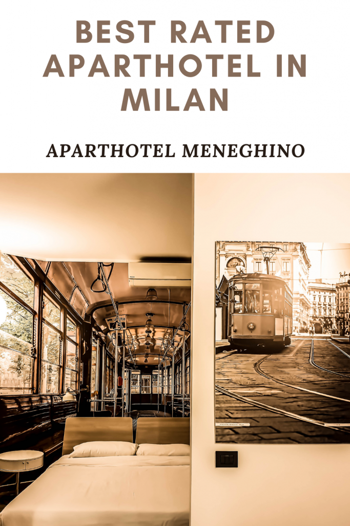 meneghino aparthotel milan italy