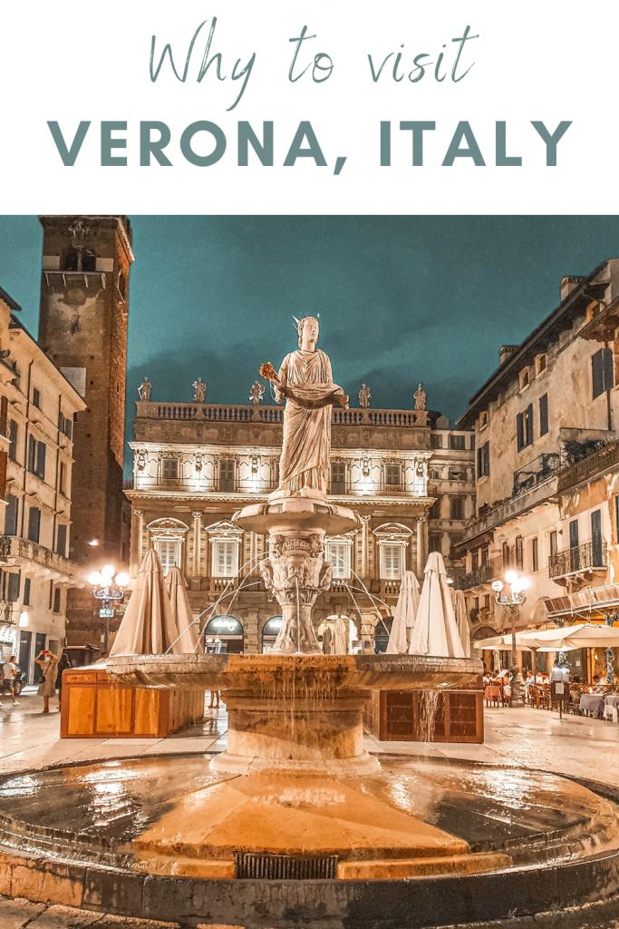 reasons to visit verona italy