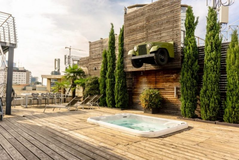 Skyline Milan – A luxury apartment in Milan