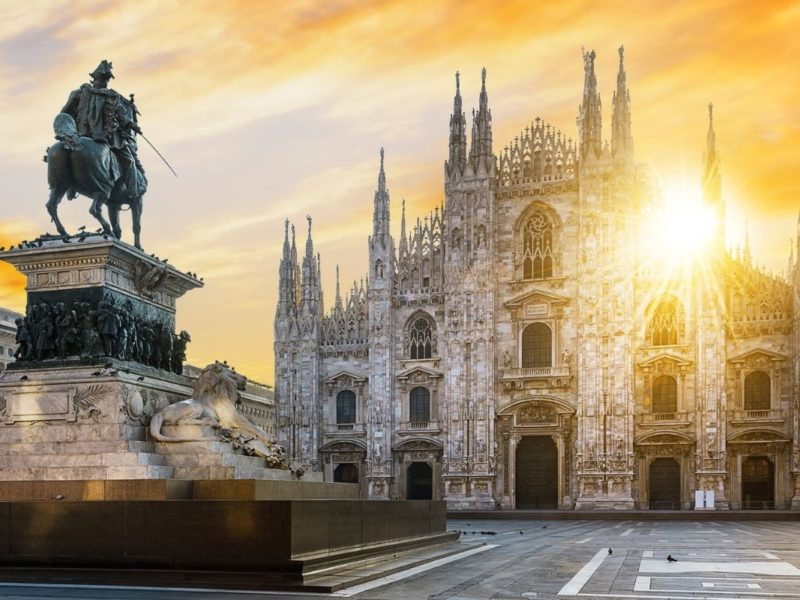 where to stay in Milan Italy