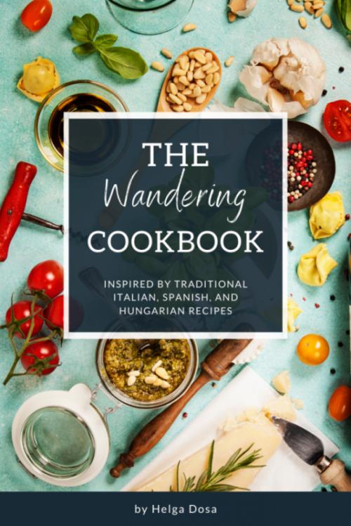 Wandering Cookbook ShegoWandering