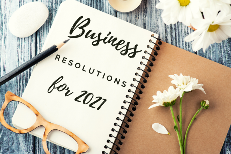 Business resolutions for this year