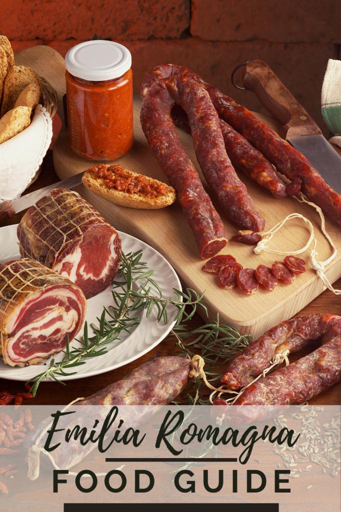 emilia romagna food guide